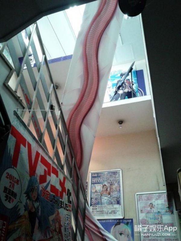 这是抱枕!7米蛇娘抱枕惊现日本漫展