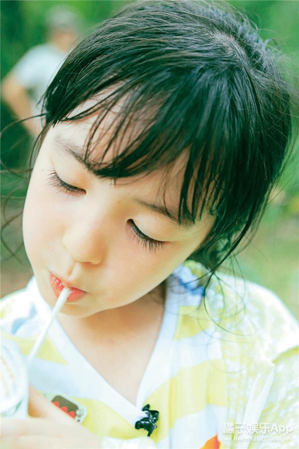 华人版贝小七,夏天poppy就是这样穿成了人见人爱的小公举!