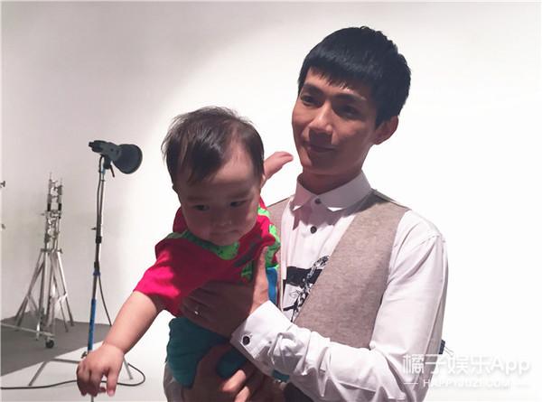 """""""那个远方什么模样"""" 陈楚生说有儿子就是有梦的地方"""