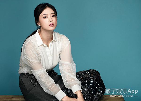 蒋欣九月刊清新大片,看凉凉卖的一手好萌!