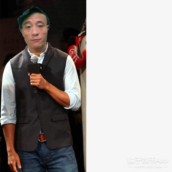 你们家老公吴彦祖,穿得再丑你都觉得巨美!