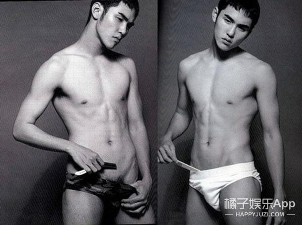 WTF | 比起大肌肉,更怀念男明星们当年的青涩肉体