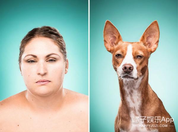 这组萌翻的照片告诉你,宠物养久了表情会跟你越来越像...