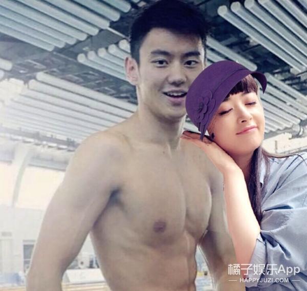 宁泽涛半裸扣篮 宁太太团:老公你以后就别穿衣服了