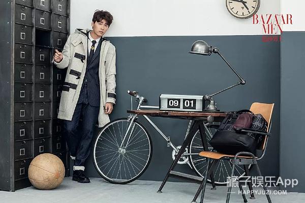 李易峰说自己羡慕的男人是小贝和小李子,拜托请一定向前者靠拢啊!