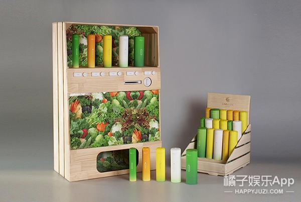 你以为这货是果蔬汁,其实它是安全套!