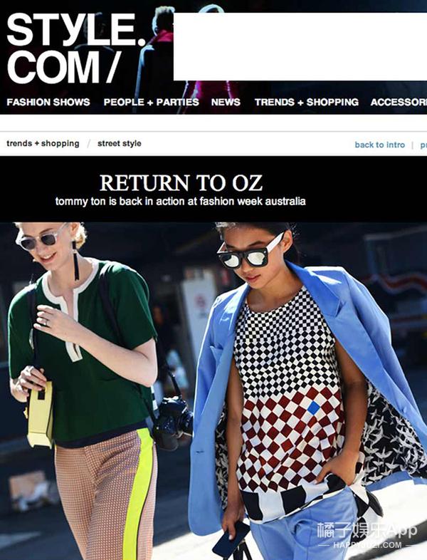 没错,Style.com关门了!
