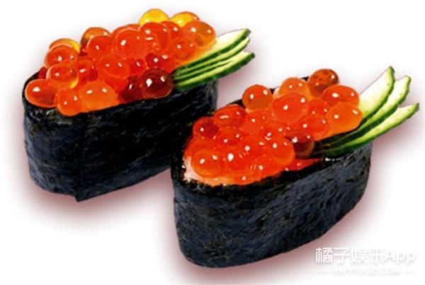 吃寿司也能看出性格,你先选哪个?