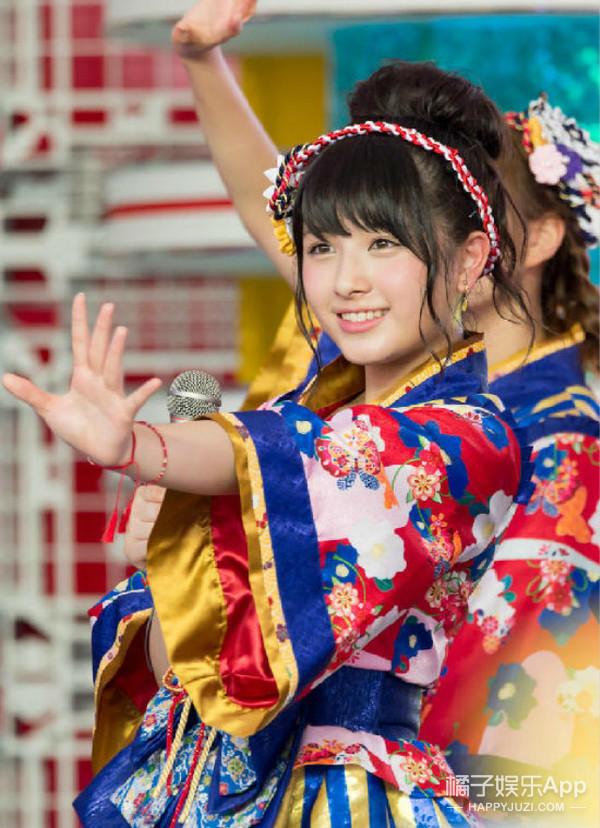 """感受下!日本选出""""万年一遇美少女"""",你给打几分?"""