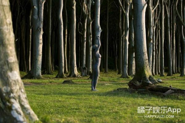 考眼力|能看到隐藏在大自然里的裸女吗?都找出来算你厉害!