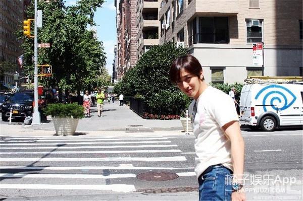 跟着郑容和游纽约 感觉在看朋友圈