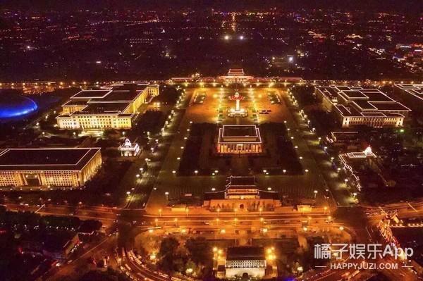 阅兵前夜 | 今晚的北京美到让人窒息!