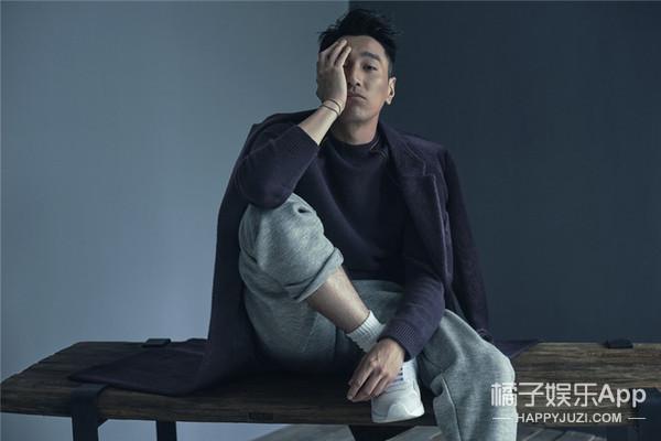 看脸 | 赵又廷:一个大写加粗的硬汉小生
