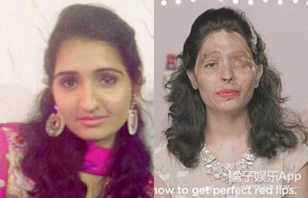 这个18岁印度姑娘的涂口红教程爆红,但她背后的意图你绝对想不到!