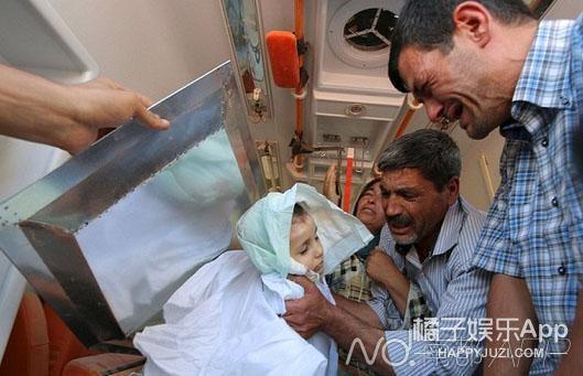 泪!叙利亚男孩之死!