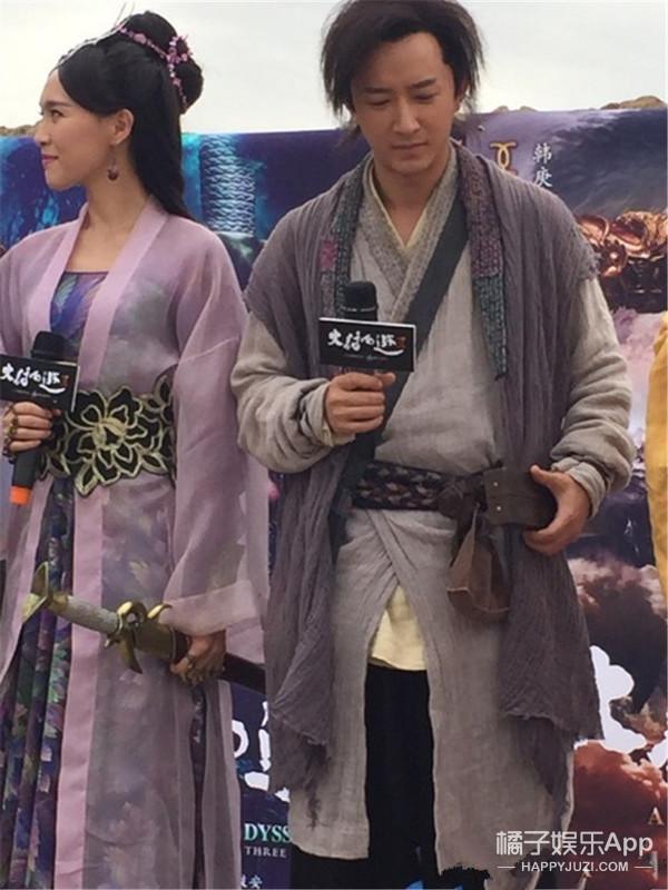 看了唐嫣版的紫霞仙子和韩庚版的至尊宝  你们还想去看《大话西游3》么?