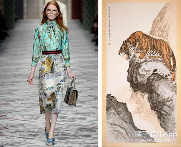 每个Gucci女孩儿上辈子都生活在野生动物世界
