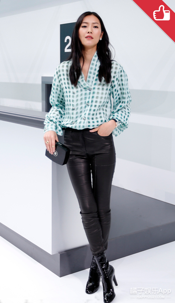 本周女星穿衣榜 | 劉雯PK容祖兒,超模的腿玩兒年和港星的丑炸天