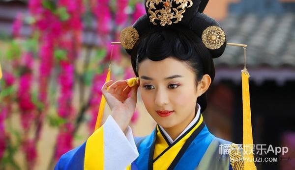 今天她生日 | 赵丽颖:她的努力配得上她的运气