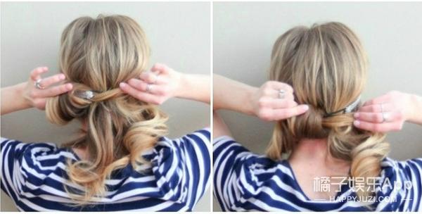 美美美 | 用发带做美美的盘头!