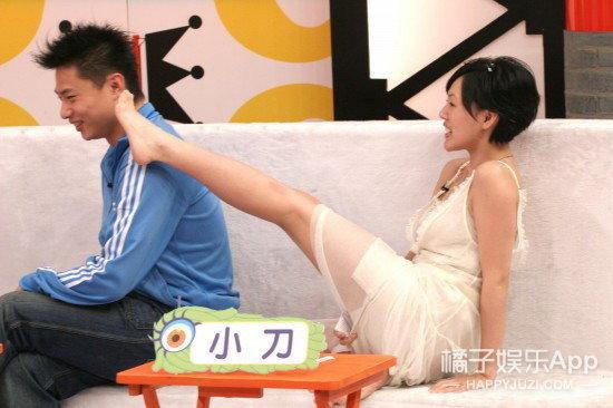 吴彦祖、赵又廷、黄晓明...那些被小S狂吃豆腐的男明星