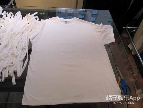 万圣节省钱指南,旧T恤变身木乃伊装
