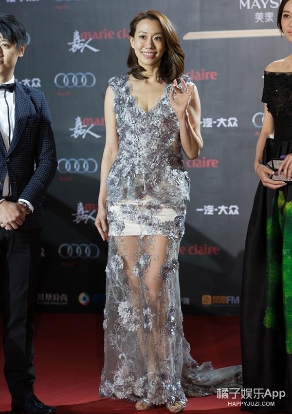 《嘉人》Style China红毯 | 姚晨霸道总裁扮上瘾 倪妮坠落凡间 闫妮都这么会穿!