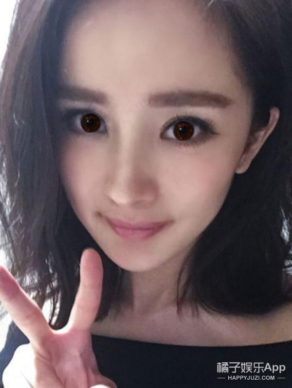 超卡哇伊的星星眼美瞳,你也可以扮动漫美少女!