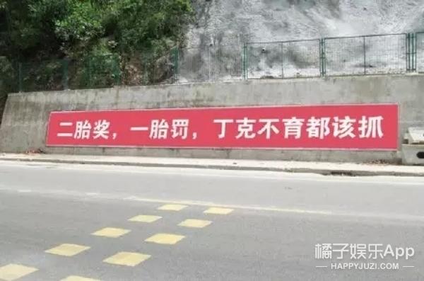 二娃政策一出,村墙头的标语竟然成了这样!