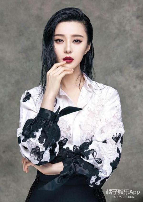 全球时尚名人 | 范冰冰成了中国唯一入选女星!太给力了!