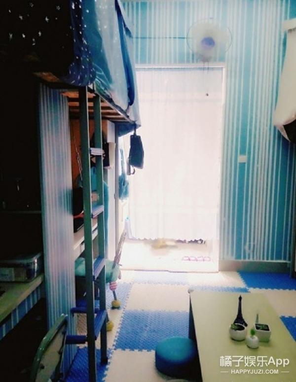 纳尼?这粉嫩的少女风寝室竟然是男生的宿舍!