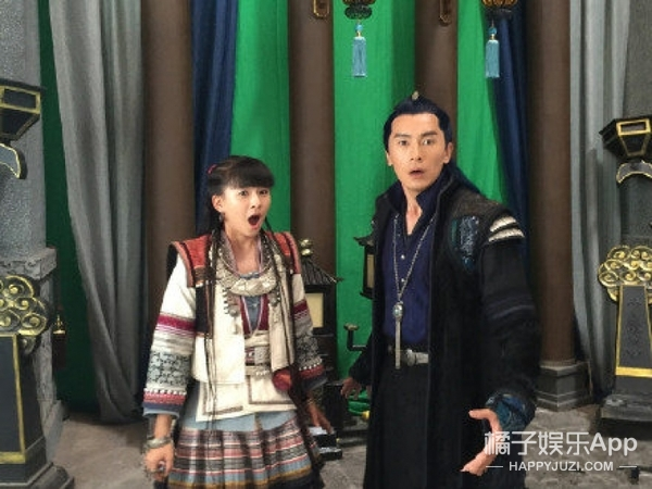 《仙剑五》杀青,娜扎竟然带着众主演玩疯了!