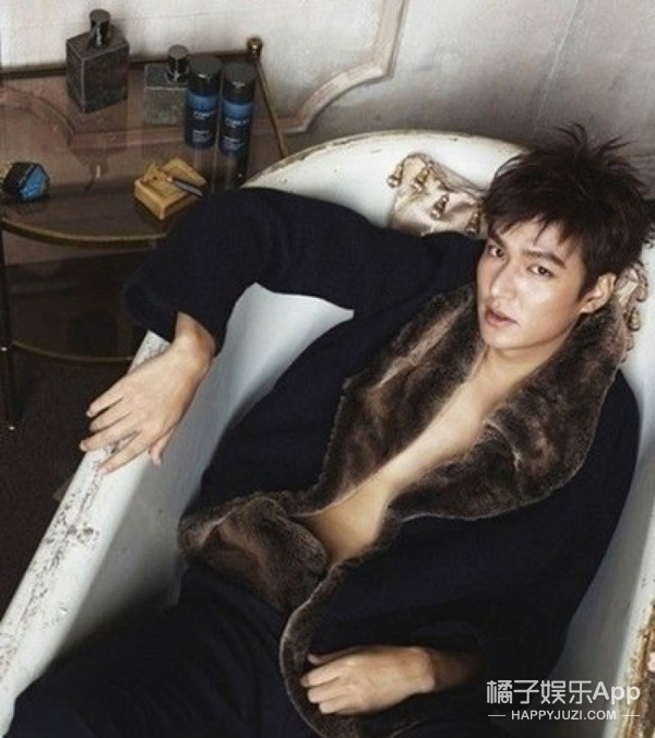 杨洋、鹿晗、吴磊穿衣服泡浴缸,说好的湿身诱惑呢?