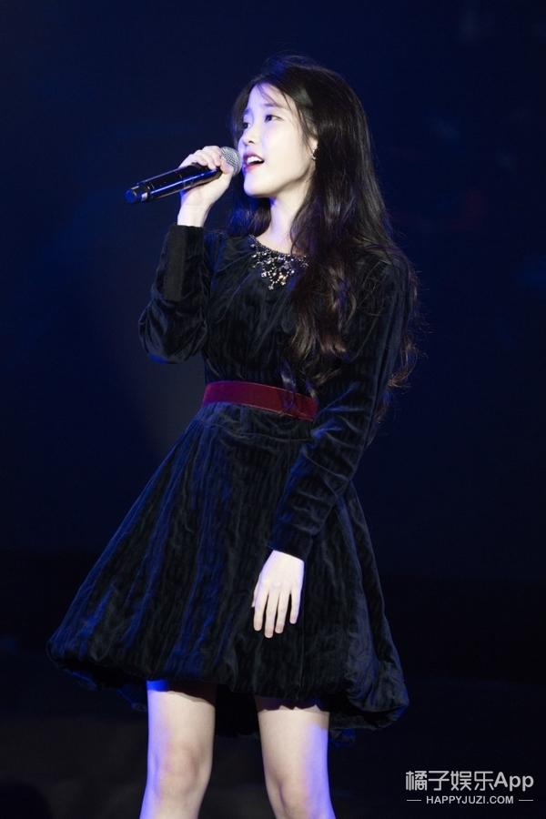 IU在香港学粤语歌,上海翻唱TFBOYS,国民妹妹你来北京有啥惊喜?