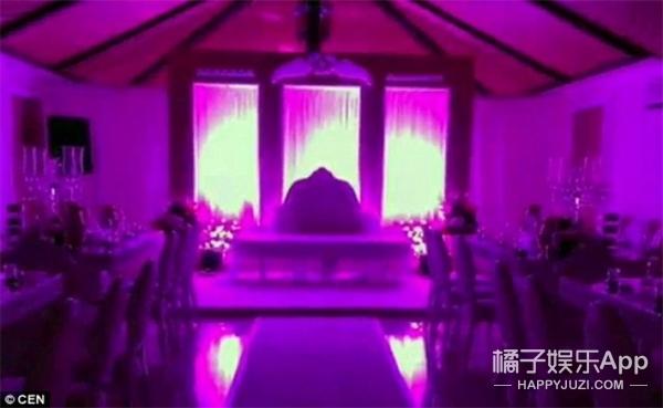 讲真!沙特阿拉伯一监狱为囚犯举行豪华婚礼