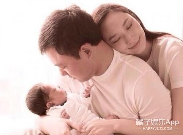 吴佩慈刚刚生了个男孩!就在距离豪门更近的时候,男友被调查了