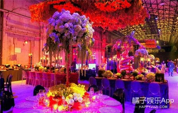 富豪花1.4亿给儿子办3天婚礼,还说让大象也来参加!