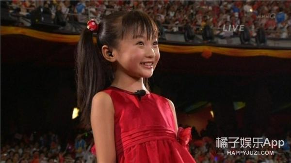 7年过去了,奥运会上《歌唱祖国》的林妙可,现在长成这样了