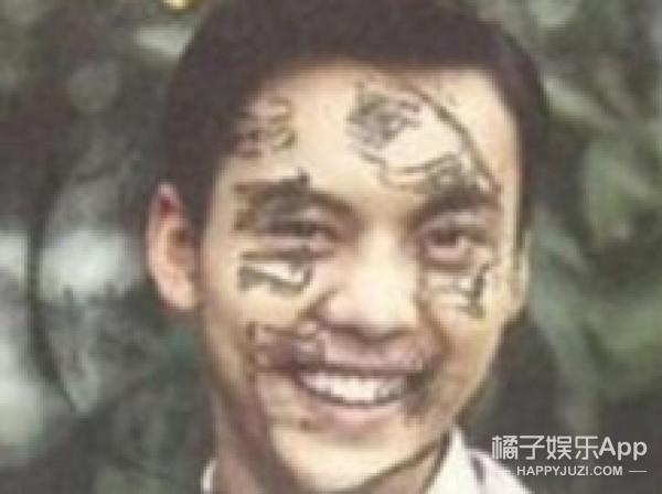 把脸戳成这样!中国邮政你和陈伟霆有仇啊