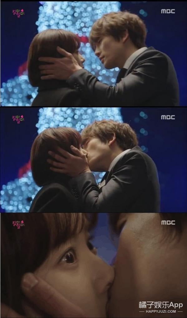 今年韩剧最浪漫的吻戏Best5,点之前先吃把狗粮!