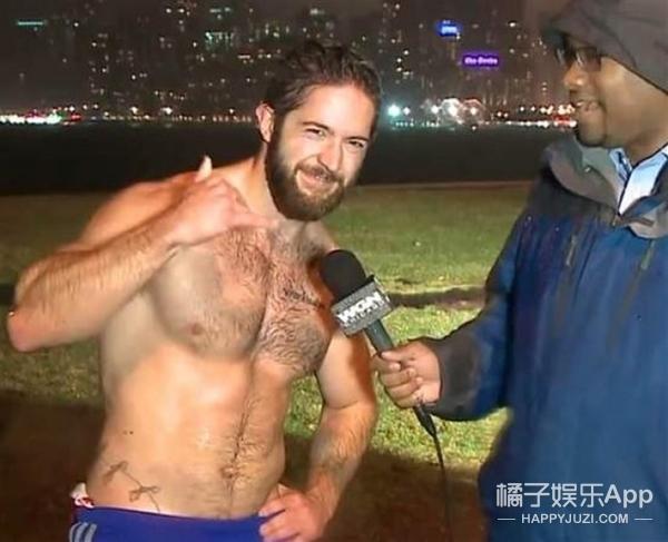 这个在雨中慢跑的男子让全世界女生都想嫁她!