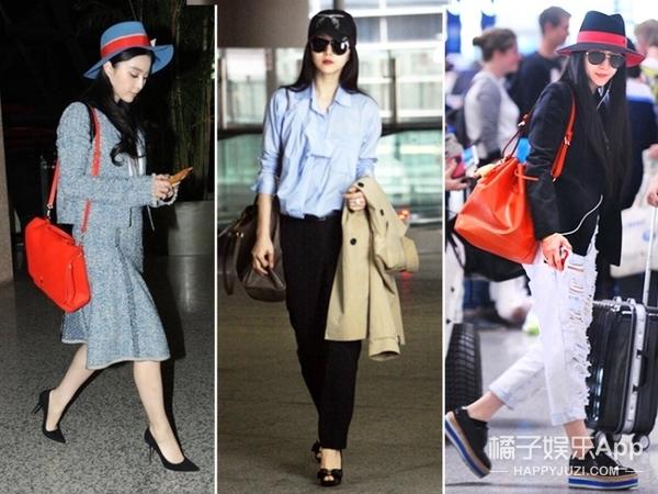"""坐飞机也这么拼,这一年究竟谁最爱在机场演""""时装大片"""""""