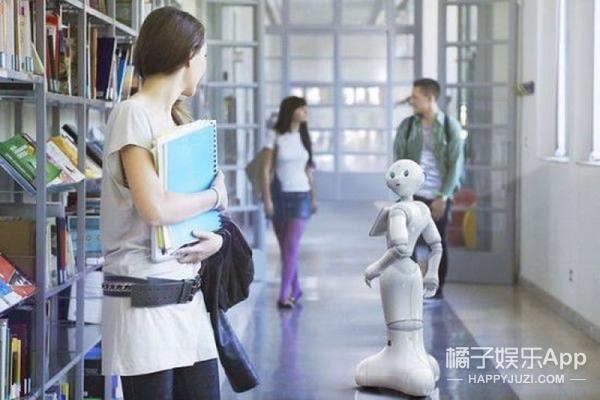 它是第一个能读懂人感情的机器人,比大白还暖心!