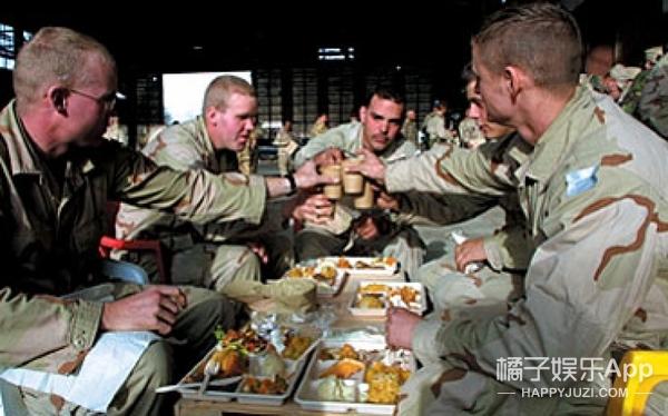 吃货注意:美军招募试吃员试吃军粮!