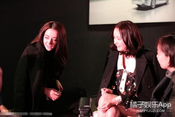 有爱瞬间   杨幂&迪丽热巴,又是牵手又是许下承诺,但粉丝们却说…