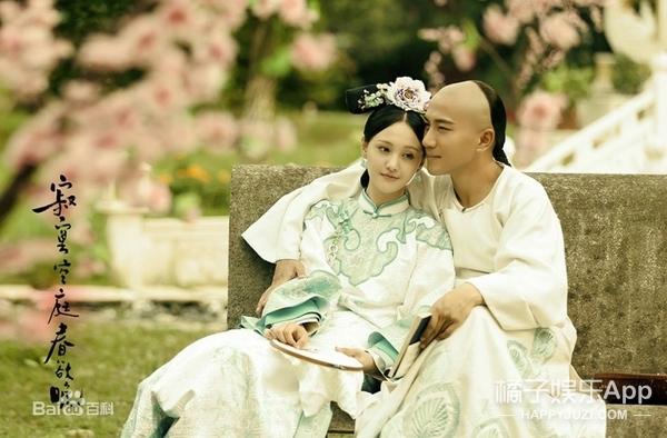 《寂寞空庭春欲晚》就要播出了,来看看刘恺威和郑爽的吻戏吧