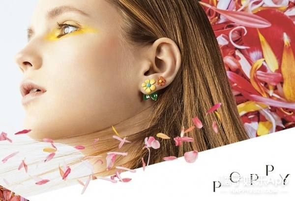 【尖货】春暖花要开在耳朵上,就是要萌萌哒!