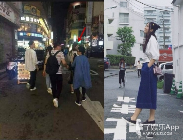 许魏洲女友疑曝光,竟是搭档过井柏然、鹿晗的周雨彤?