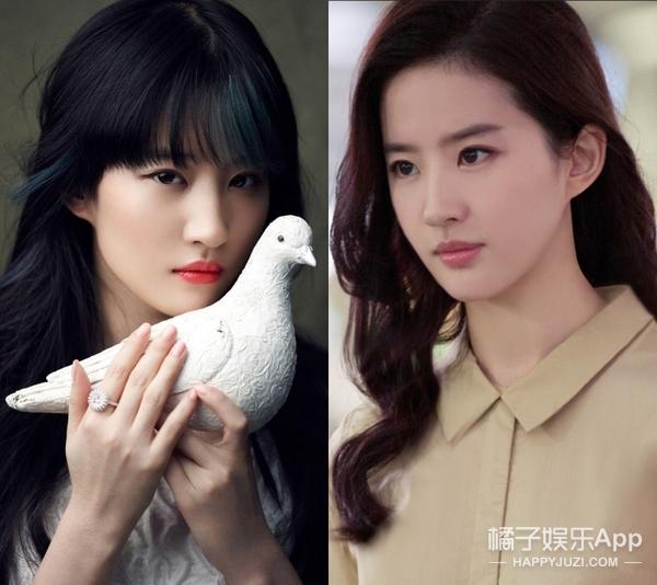 """刘亦菲、宋茜撩妹妆攻气十足,不想美的俗套就快""""妆""""起来!"""