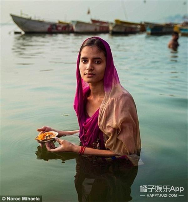其实除了咖喱和开挂,印度多得是你没见过的美女!